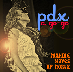PDX A Go-Go cd cover